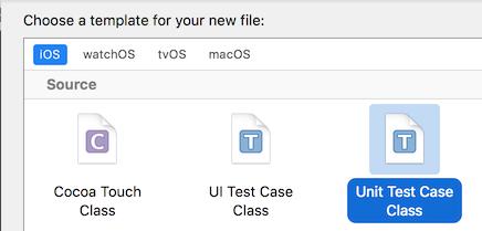 unit test case classes