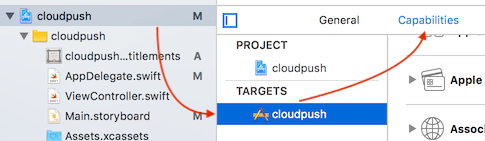 Implement Push Notification easily using CloudKit