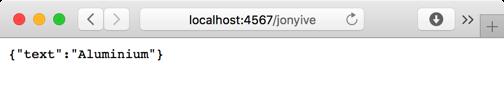 Jony Ive JSON