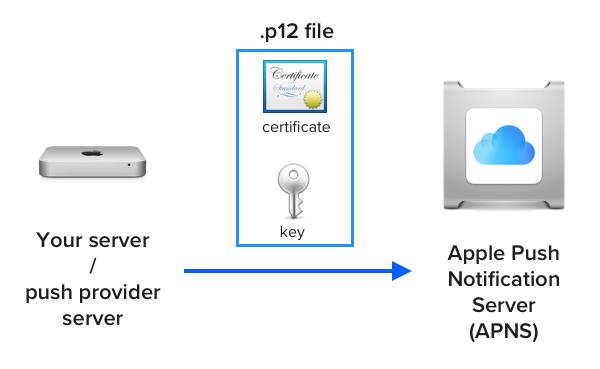 p12 file