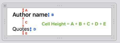 heightConstraints